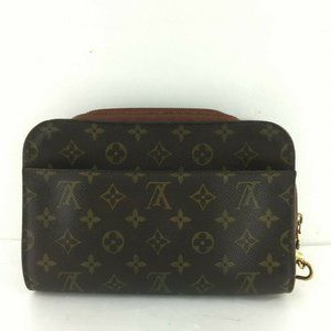 Authentic Louis Vuitton Orsay clutch wristlet